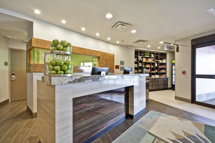 Reception | Home2 Suites by Hilton KCI Airport
