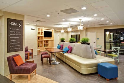 Lobby | Home2 Suites by Hilton Atlanta Norcross