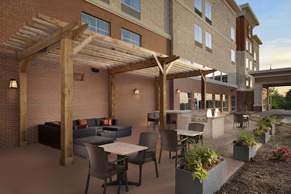 Exterior | Homewood Suites by Hilton Kansas City Speedway