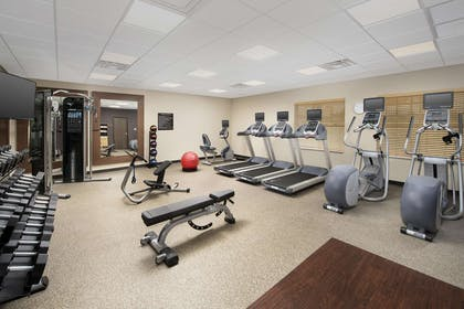 Health club | Homewood Suites by Hilton Kansas City Speedway
