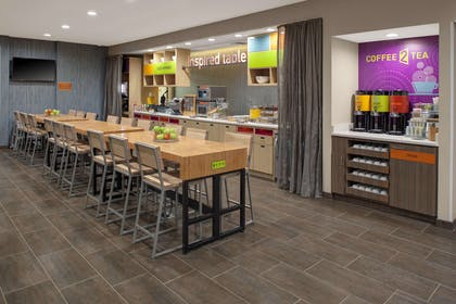 Restaurant | Home2 Suites by Hilton Lake Charles