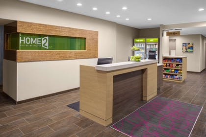 Reception | Home2 Suites by Hilton Lake Charles