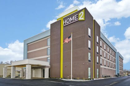 Exterior   Home2 Suites by Hilton Columbus Airport East Broad