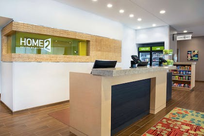 Reception | Home2 Suites by Hilton Indianapolis South Greenwood