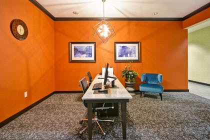 Business Center | Homewood Suites by Hilton Rocky Mount