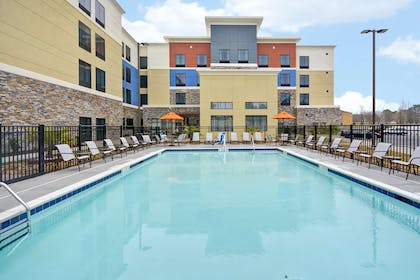 Pool | Homewood Suites by Hilton Rocky Mount