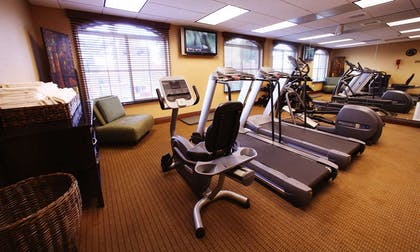 Exercise Room | La Bellasera Hotel And Suites