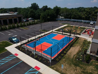 Recreational Facility | Home2 Suites by Hilton Bordentown