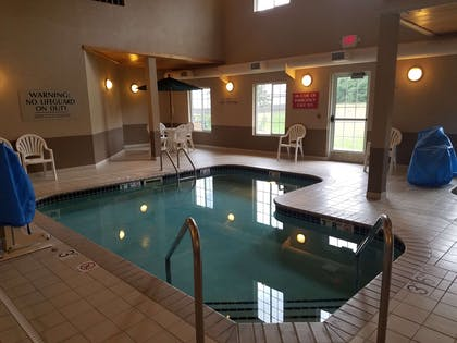 Pool | GrandStay Residential Suites - Eau Claire