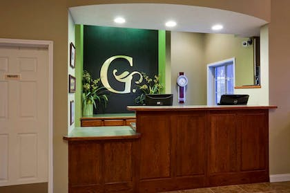 GrandStay Apple Valley Front Desk | GrandStay Hotel and Conference