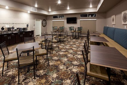 GrandStay Valley City Breakfast Area | GrandStay Hotel and Suites