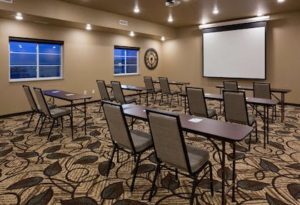 GrandStay Valley City Meeting Room | GrandStay Hotel and Suites