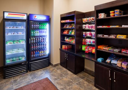 GrandStay Valley City Pantry | GrandStay Hotel and Suites