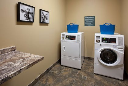 GrandStay Valley City Laundry | GrandStay Hotel and Suites