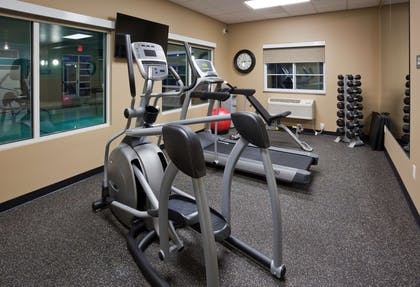 GrandStay Valley City Fitness | GrandStay Hotel and Suites