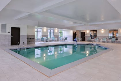Pool | Homewood Suites by Hilton Des Moines Airport