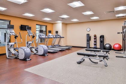 Health club | Homewood Suites by Hilton Des Moines Airport