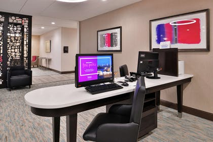 Business Center | Homewood Suites by Hilton Des Moines Airport
