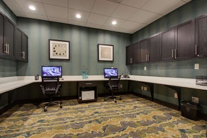 Business Center | Hampton Inn & Suites Knightdale Raleigh