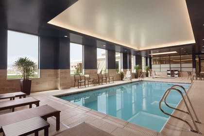 Pool | Embassy Suites by Hilton South Jordan Salt Lake City