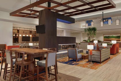 Lobby | Embassy Suites by Hilton South Jordan Salt Lake City