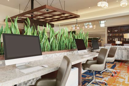 Business Center | Embassy Suites by Hilton South Jordan Salt Lake City