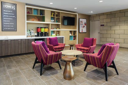 Restaurant | Home2 Suites by Hilton Louisville Airport/Expo Center, KY