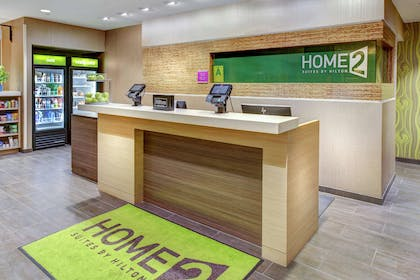 Reception | Home2 Suites by Hilton Louisville Airport/Expo Center, KY