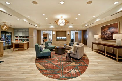 Lobby | Homewood Suites by Hilton Salt Lake City/Airport