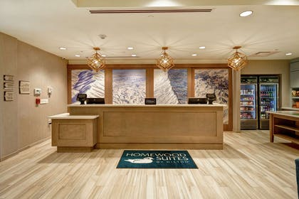 Reception | Homewood Suites by Hilton Salt Lake City/Airport