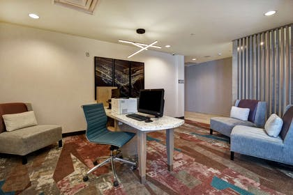 Business Center | Homewood Suites by Hilton Salt Lake City/Airport