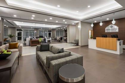 Lobby | Wingate by Wyndham Page Lake Powell