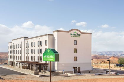 Exterior | Wingate by Wyndham Page Lake Powell