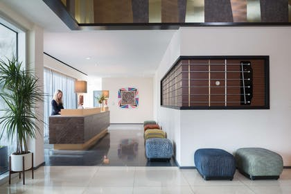 Reception | The Troubadour Hotel New Orleans, Tapestry Collection by Hilton