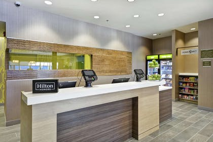 Reception | Home2 Suites by Hilton Carbondale