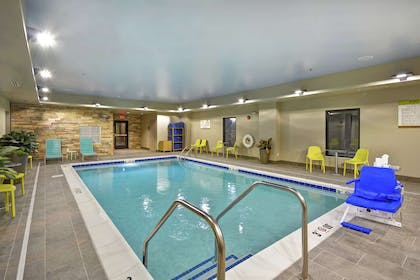 Pool | Home2 Suites by Hilton Carbondale