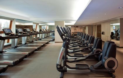 hour WestinWorkout Treadmill | The Westin New York at Times Square