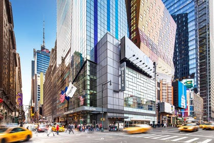 Exterior Street View High | The Westin New York at Times Square