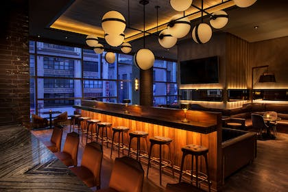 Foundry Bar Evening | The Westin New York at Times Square