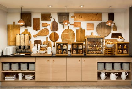 Foundry Kitchen Breakfast Bar | The Westin New York at Times Square