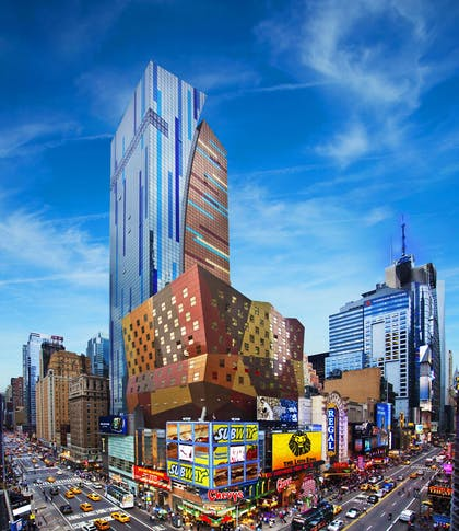 Exterior | The Westin New York at Times Square