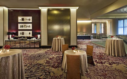 Majestic Foyer Reception | The Westin New York at Times Square