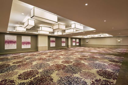 Gershwin Ballroom Empty | The Westin New York at Times Square