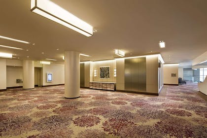 Broadway Ballroom Foyer Empty | The Westin New York at Times Square
