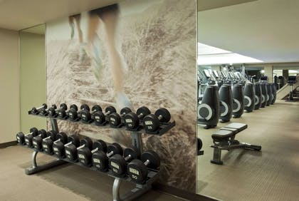 Fitness Center | The Westin New York at Times Square