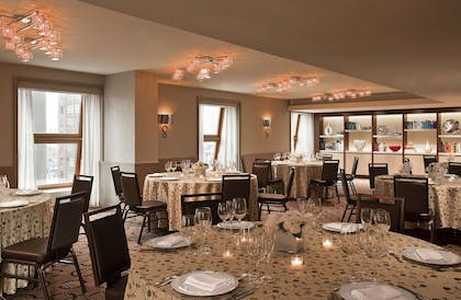 Plymouth Meeting Room | The Westin New York at Times Square