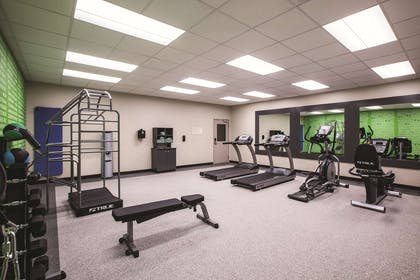 Health club | La Quinta Inn & Suites by Wyndham Dallas Northeast-Arboretum
