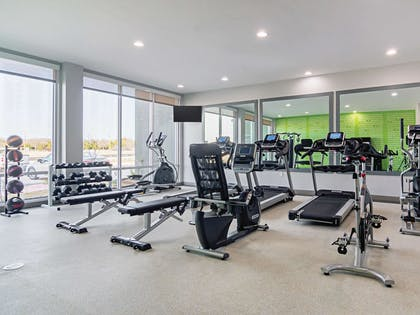 Health club | La Quinta Inn & Suites by Wyndham Dallas - Wylie