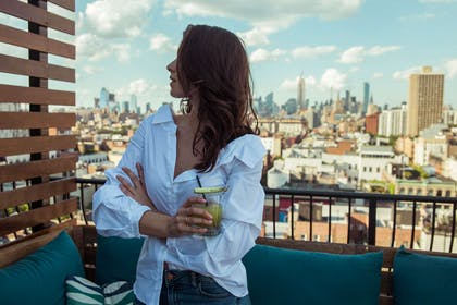 A60 Rooftop | SIXTY SoHo