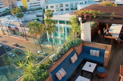 Above Sixty | SIXTY Beverly Hills Hotel